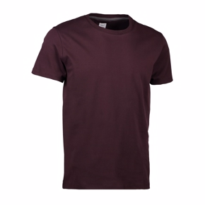 The O-Neck | Herre | Bordeaux