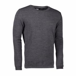 The Knit | Herre | Pullover | Mørkegrå